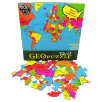 Geography Puzzle: World
