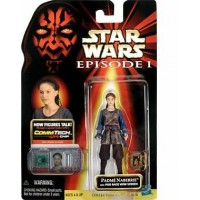 Padme with Pod Racer Action Figure