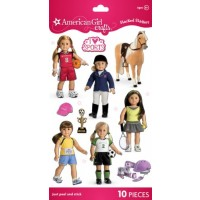 American Girl Athletics Doll Stickers