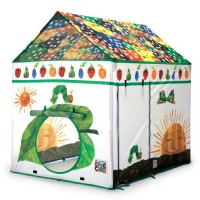 """Very Hungry Caterpillar"" House Tent"