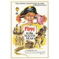 Pippi in the South Seas Movie Poster