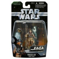Princess Leia Boushh Disguise Action Figure