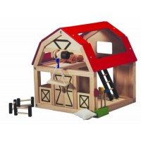PlanToys Barn