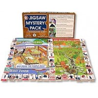 Jigsaw Mystery Pack