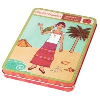 World Traveler Magnetic Doll