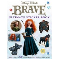 Brave Sticker Book