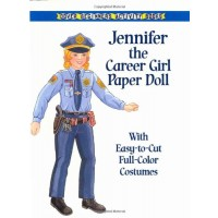 Jennifer the Career Girl Paper Doll