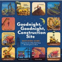Good Night Construction Site Matching Game