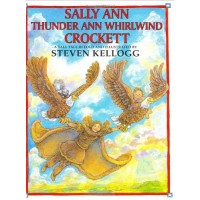 Sally Ann Thunder Ann Whirlwind Crockett