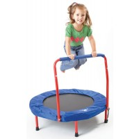 Safe Bounce Trampoline
