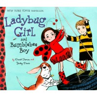 Ladybug Girl and Bumblebee Boy