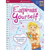 Express Yourself!: Use art to explore the emotions inside you