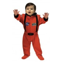 NASA Jr. Astronaut Suit Infant Costume
