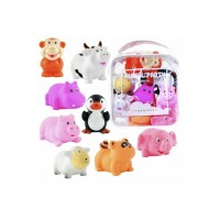 Animal-Shaped Bath Squirties