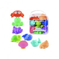 Sea Life Bath Squirties