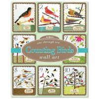 Counting Birds Wall Cards
