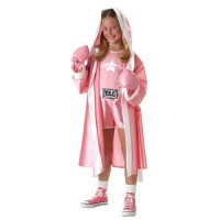 Everlast Pink Boxer Costume