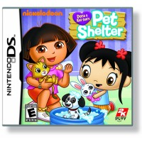Dora and Kai-Lan's Pet Shelter