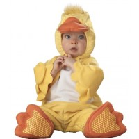Infant/Toddler Duck Costume