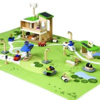 Eco Town Deluxe Adventure Set