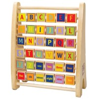 Alphabet Abacus