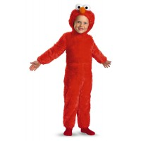 Sesame Street Elmo Infant / Toddler Costume