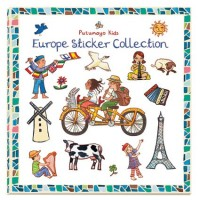Europe Sticker Collection