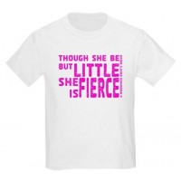 She Is Fierce T-Shirt