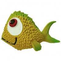 Fishy Fish Natural Rubber Bath Toy