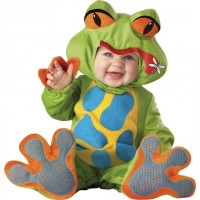 Infant/Toddler Froggy Costume