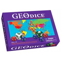 GeoDice Board Game