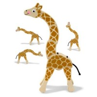Giraffe Grasping Toy