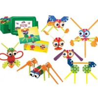 Kid K'Nex 131 Piece Set