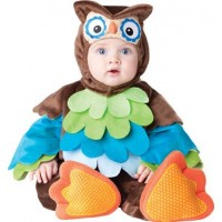 Infant/Toddler Hoot Owl Costume
