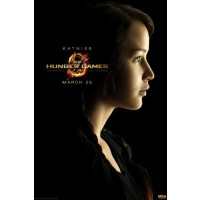 The Hunger Games Poster - Katniss