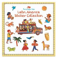 Latin America Sticker Collection