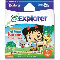 LeapFrog Explorer Learning Game: Ni Hao, Kai-lan: Super Happy Day!