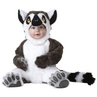 Infant/Toddler Lemur Costume
