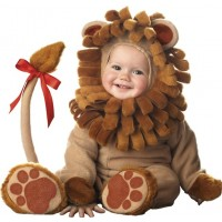 Infant/Toddler Lion Costume
