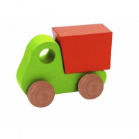 Little Green Dump Truck