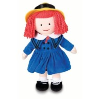 Madeline Dressable Plush Doll
