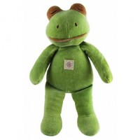 Organic Plush Storybook Collection - Frog