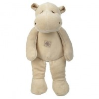 Organic Plush Storybook Collection - Hippo