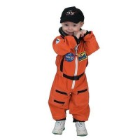 NASA Jr. Astronaut Suit Toddler/Child Costume