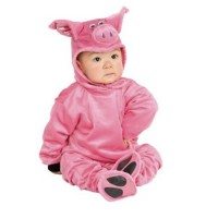 Charades Little Pig Infant/Toddler Costume