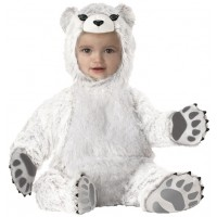 Infant/Toddler Polar Bear Costume