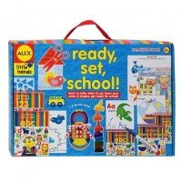 Ready, Set, School! Activity Kit