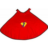 Red Adventure Cape