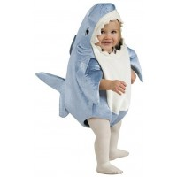 Infant/Toddler Deluxe Shark Costume