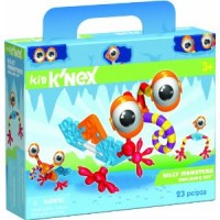 Kid K'Nex Silly Monster Building Buddies